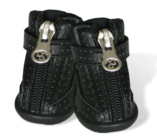 Air Doggy Boots Black