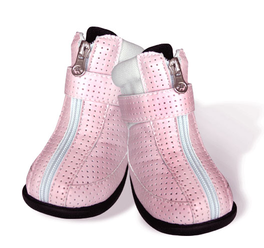 Air Doggy Boots Pink