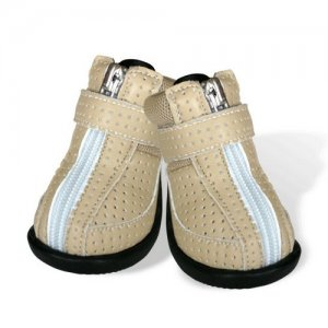 Air Doggy Boots Beige