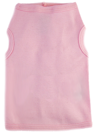 Pink Doggy Tank
