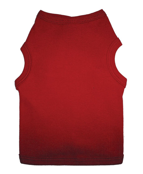 Red Doggy Tank
