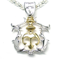 Royal Anchor Necklace