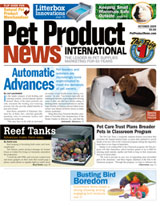 Pet product New Oct 09