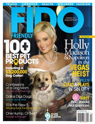Fido Friendly March 2010 issue